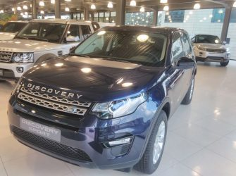 Discovery Sport 2.2 SD4 S