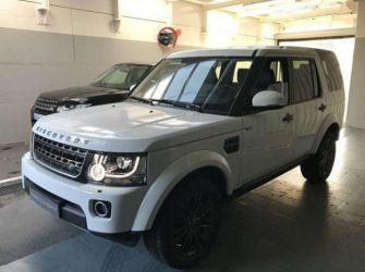 Land Rover Discovery 3.0TDV6 Graphite