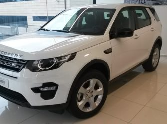 Land Rover DISCOVERY SPORT 2.0L ED4 4X2 Blanco Diesel