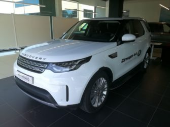 Land Rover Discovery 5 3.0L TD6 190 KW (258CV) HSE Blanco Diesel