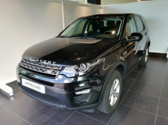 Land Rover DISCOVERY SPORT TD4 PURE Negro Diesel