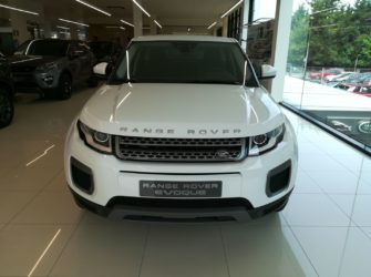 Land Rover Rover Evoque 2.0L TD4 Pure  Blanco Diesel