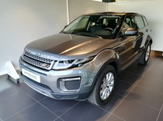 Land Rover  Rover Evoque 2.0eD4 SE 2WD Gris oscuro Diesel