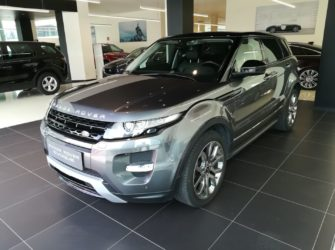 Land Rover Range Rover Evoque 2.2L SD4 Dynamic 4x4 Gris oscuro Diesel