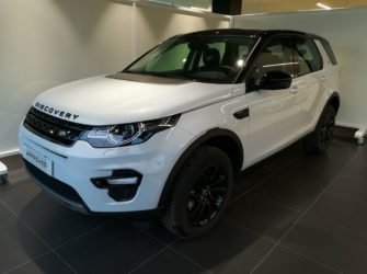 Land Rover Discovery Sport 2.0L TD4  4x4 SE Blanco Diesel