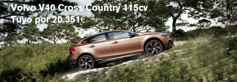 Volvo V40 Cross Country Kinetic 2