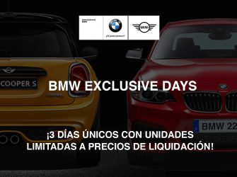 BMW y MINI EXCLUSIVE DAYS en Enekuri Motor