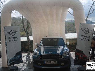 RoadShow de Mini con el Countryman