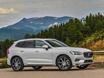 El nuevo Volvo XC60 premio North American Utility of the Year de 2018